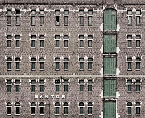 Santos Rotterdam van Sigrid Klop