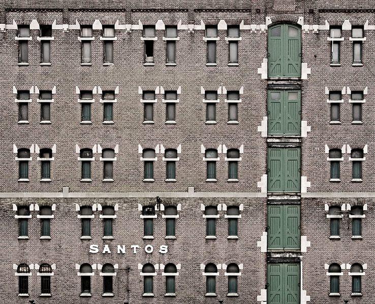 Santos Rotterdam sur Sigrid Klop