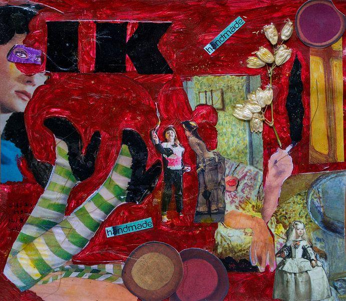 IK(ea) Handmade van Susan Hol