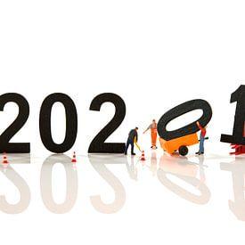 fast bereit für 2021 von Compuinfoto .