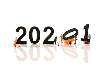bijna gereed voor 2021
