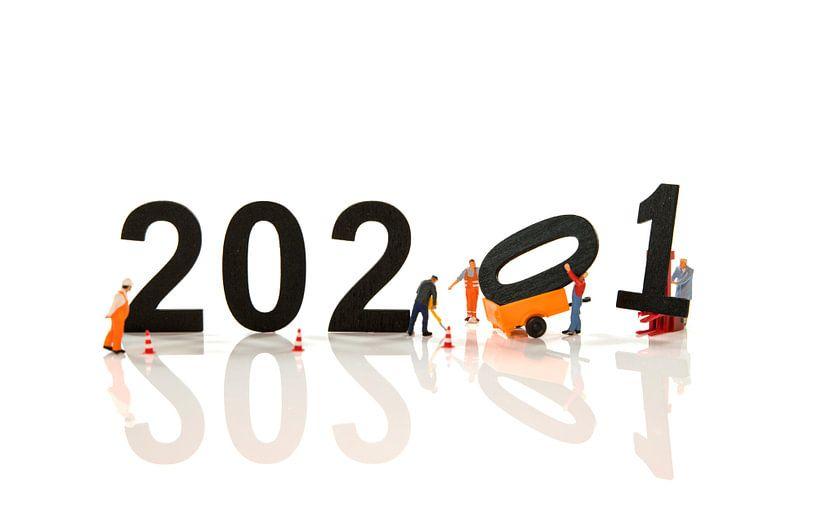 bijna gereed voor 2021 van Compuinfoto .