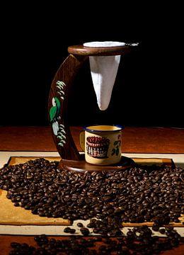 Costa Ricaanse koffie van Jan Tuns