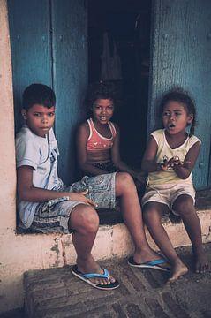 Kinderen van Camagüey (Cuba) van Joris Pannemans - Loris Photography