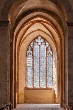 Abteikirche des Zisterzienserkloster Eberbach van Christian Müringer