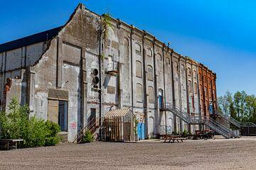 Oude suikerfabriek van Agnes Schuiterd