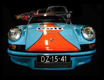 Auffälliger Porsche 911 von Anouschka Hendriks