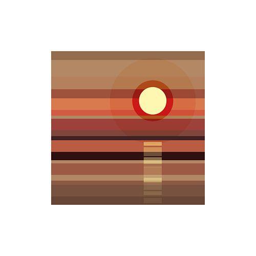 Sunset stripes