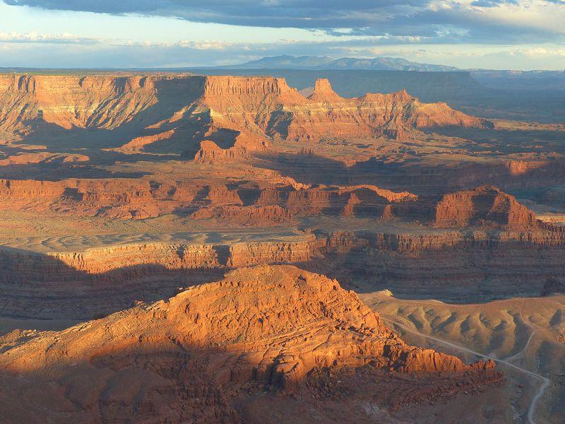Uitzicht Canyonlands National Park