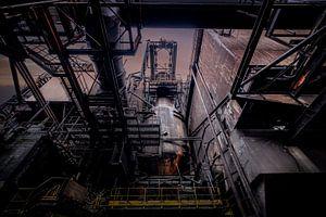 Vergeten metaalindustry
