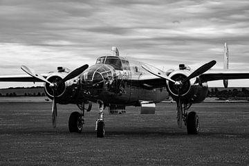 Nordamerikanische ROTE BULL B-25J Mitchell von Robbert De Reus
