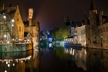 Brugge verlicht von Joyce Loffeld