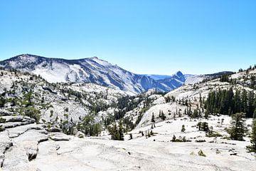 Yosemite National Park Tioga Pass Blick von Robert Styppa