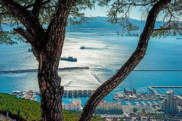 GibraltarPanorama sur Stefan Havadi-Nagy