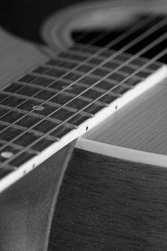 de rust van een gitaar von Klaase Fotografie