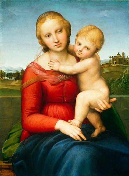 Die kleine Kuhfladen-Madonna, Rafaël von Meesterlijcke Meesters