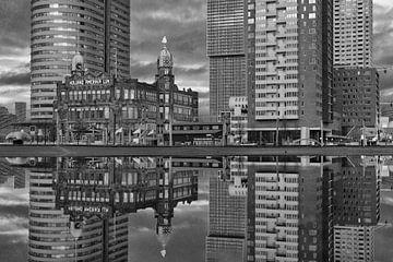 Hotel New York, Rotterdam van Michel van Kooten
