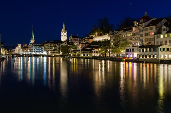 Zürich van Mark Bolijn