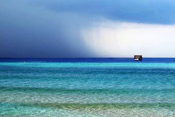 Here Comes The Rain van Jacky Gerritsen