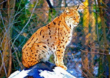 Lynx van Leopold Brix