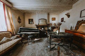 Lehrer Hunter Künstler von Maikel Claassen Fotografie