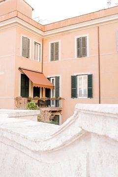 Rome, Italië van Laura de Roeck