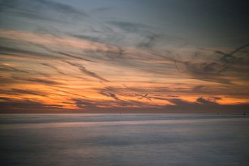 zonsondergang van Robin Hardeman