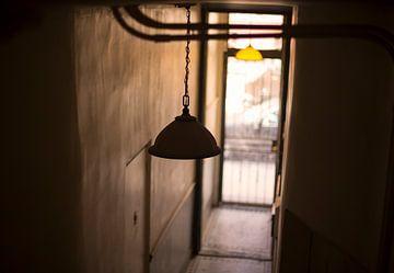 Aufgehängte Lampen (New York City) von Marcel Kerdijk