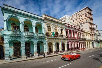 Boulevard von Havanna von Laurens Kleine