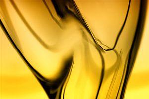 Goudkleurig Lijnenspel