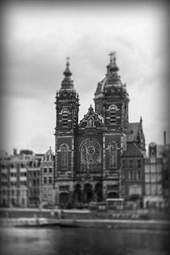 Basiliek van de Heilige Nicolaas (Amsterdam) sur Harrie Eickenboom