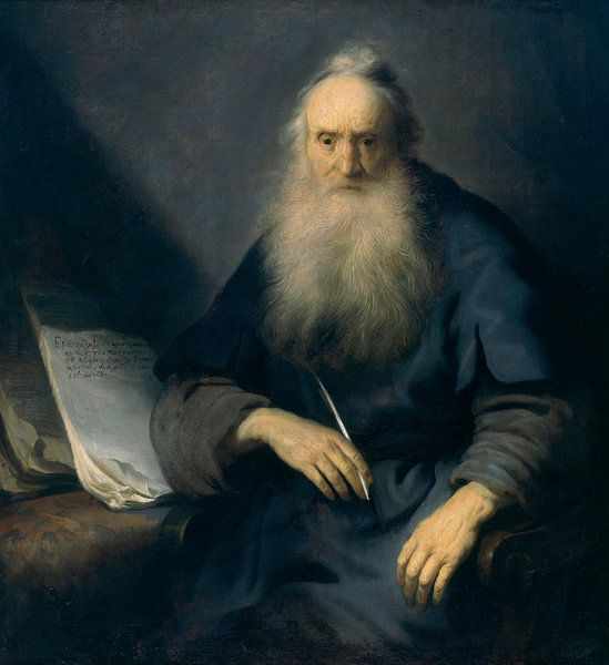 Der Apostel Paulus, Jan Lievens von Meesterlijcke Meesters
