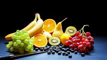 Diverse soorten fruit van R Smallenbroek