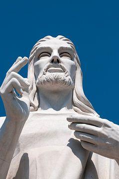 Christus von Havanna von Margot van den Berg