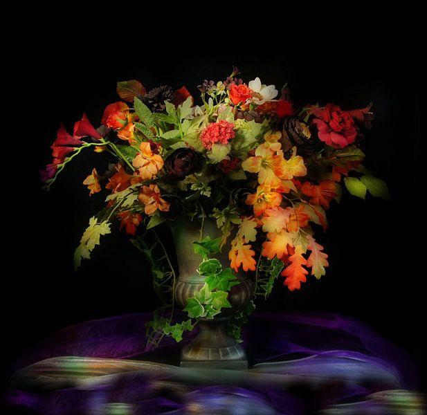 Bloemenduet van C.A. Maas