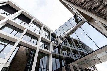 Architektur Provinzhalle Gelderland Arnheim von Déwy de Wit