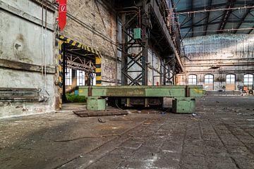Vieille technologie dans une usine sur Animaflora PicsStock