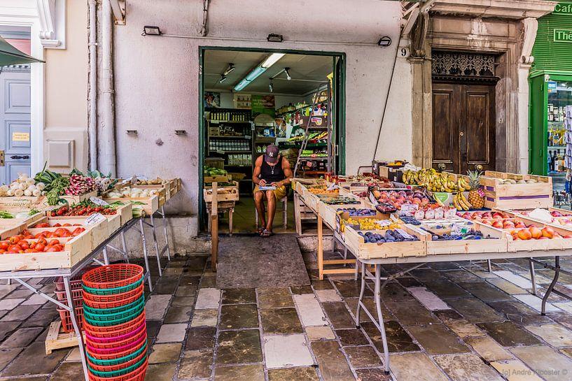 shopkeeper van Andre Klooster
