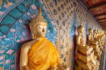Bouddha d'or sur Bernd Hartner