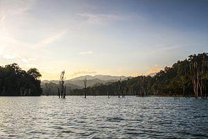 Chiao Lan Lake in Khao Sok van