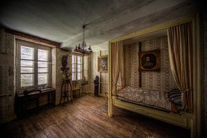 Schlafzimmer-Chateau