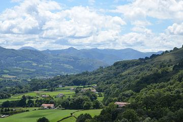 Pyreneeën Spanje/Frankrijk van Inge van Dam