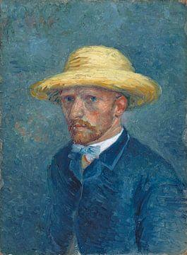 Porträt von Theo van Gogh, Vincent van Gogh.