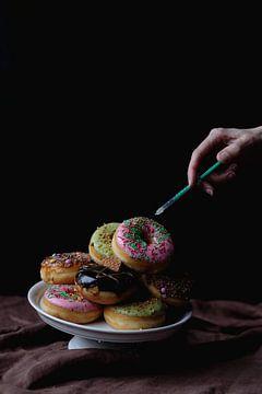 Do or donut? van Moniek Kuipers