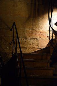 Geheimzinnige trap van