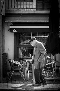 Alter mann. von Aukelien Minnema