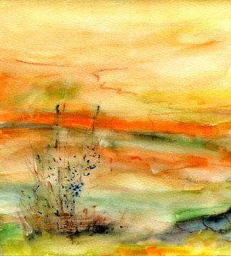 Softly Landscape von Claudia Gründler