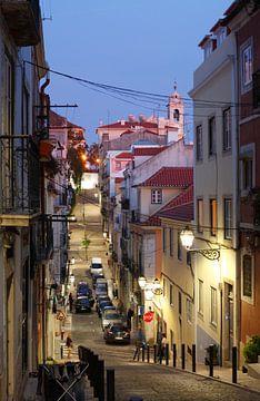 Bairro Alto, Lissabon, Europa