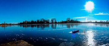 Blue Lagoon van Henk Schmitz