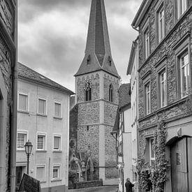 Kerkje aan de Moezel van Foto Amsterdam / Peter Bartelings
